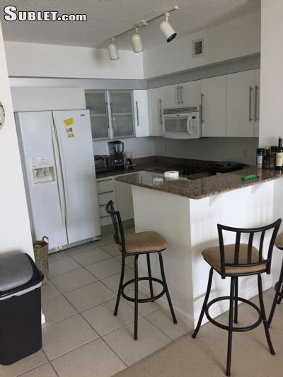 $1230 Two room for rent in Brickell Avenue