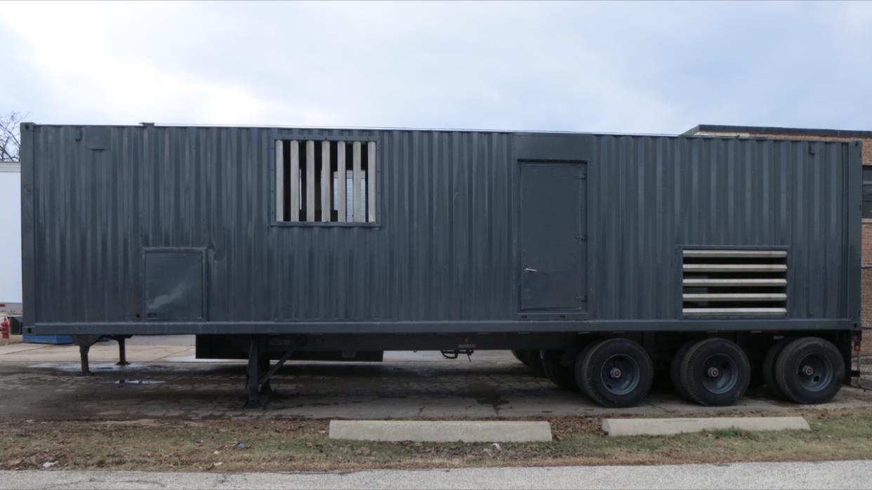 Caterpillar XQ2000 rental grade 2000 kW diesel generator  - CSDG Stock # 2054