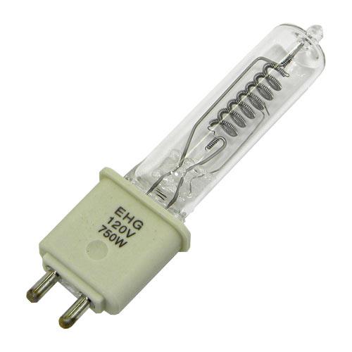Ushio EHG 750W 120V Quartz Halogen Light Bulb
