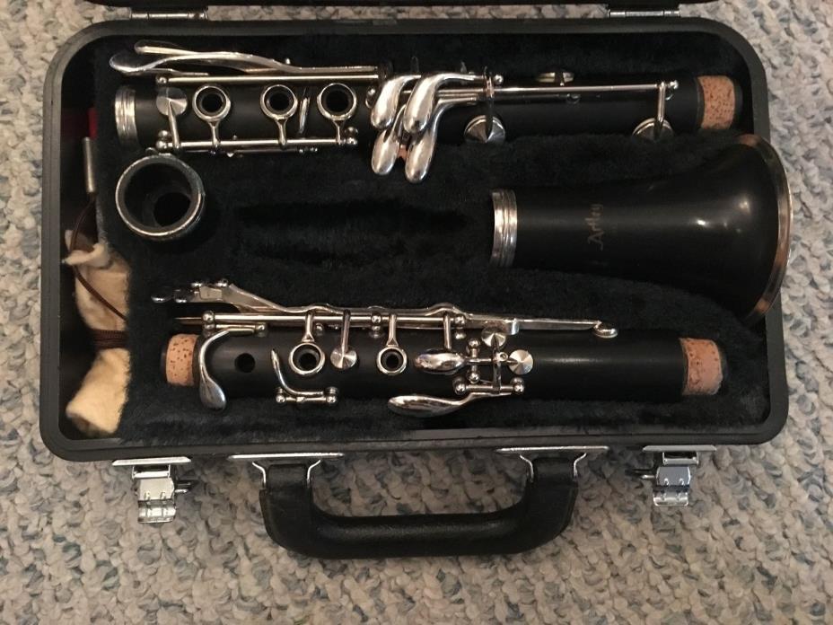 artley clarinet woodwind instrument
