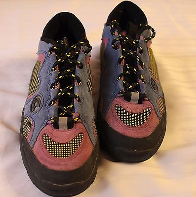 Women's Cannondale Cycling Shoes Bike Bicycle Trail Shoes Foot clip 8