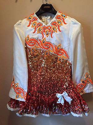 Irish Dance Solo Dress -Gavin Doherty Design $550 OBO