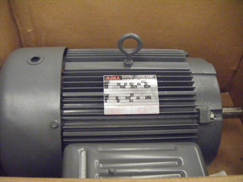 Electric Motor 7 5 Hp For Sale Classifieds