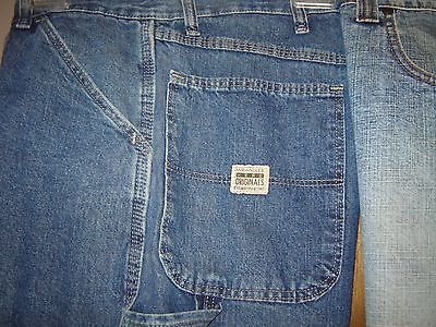 Mens used denim shorts(2)