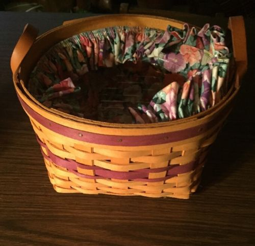 Longaberger 1997 Basket For Sale Classifieds: longaberger baskets for sale