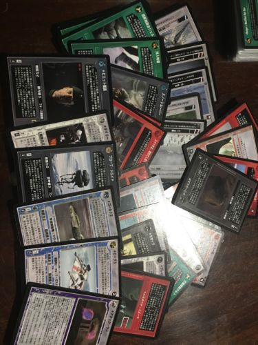 Star Wars CCG Japanese Lot
