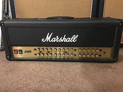 Marshall JVM410HJS Satriani signature 100watt head