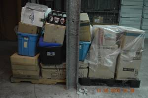 25-30 Boxes of Clothing, some with tags, CHEAP! (514 N. Union)