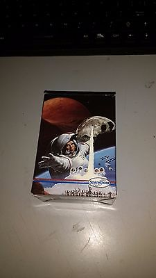 Space Shots Moon/Mars Special Edition 36 Card Set
