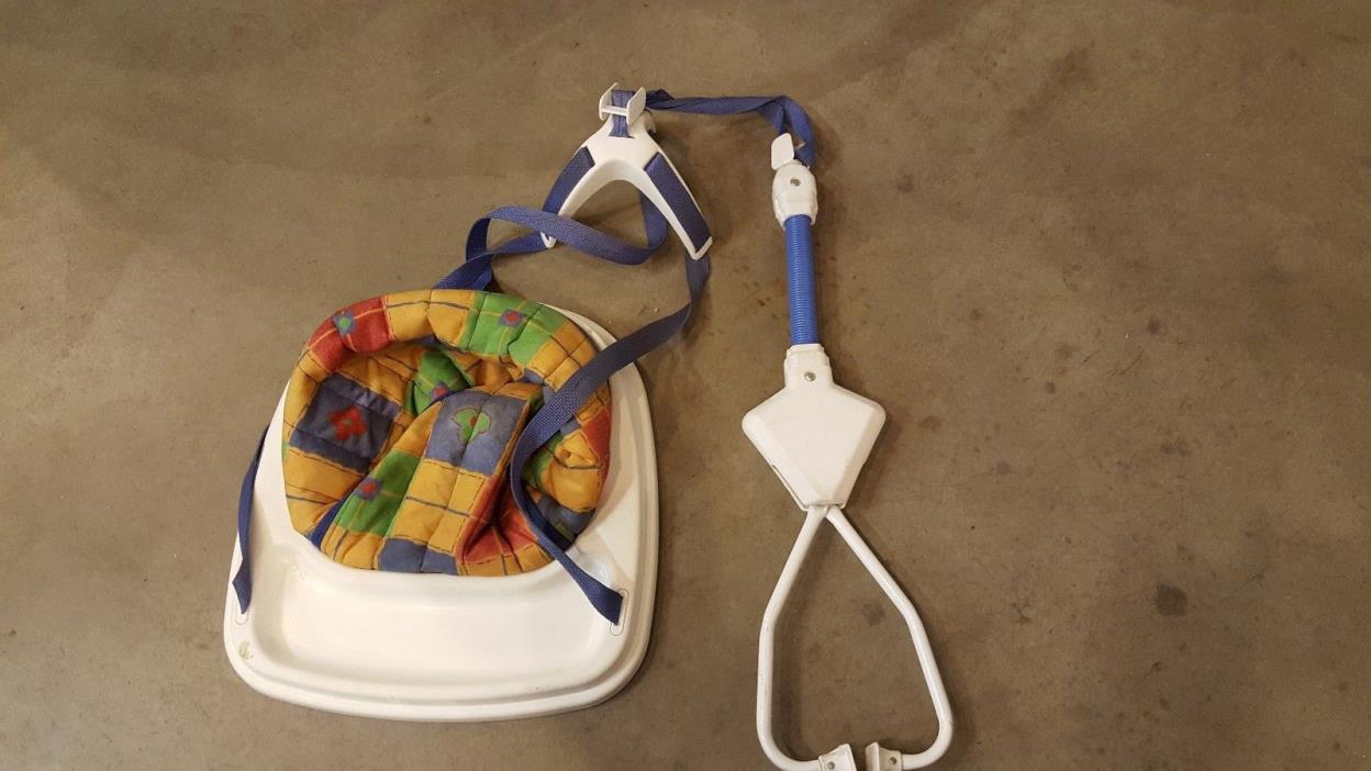 GRACO Baby Swing Jumper Chair Bouncer Seat Doorway Unit VGC