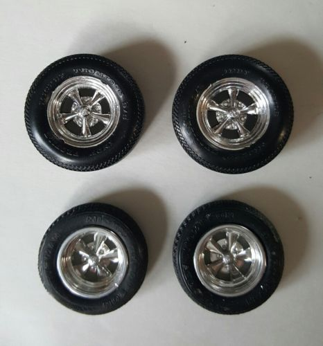 CRAGAR WHEELS MICKEY THOMPSON TIRES WIDE BACK SKINNY FRONT