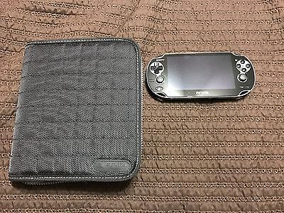 sony ps vita pch-1001 bundle