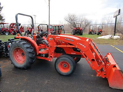 Kubota Tractor L2800 - Classifieds