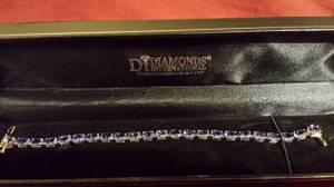 Tanzanite bracelet (Monroe)