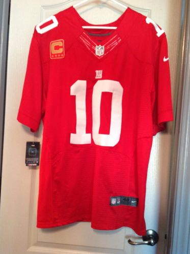 NFL NEW YORK GIANTS ELI MANNING LIMITED STITCHED JERSEY NWT