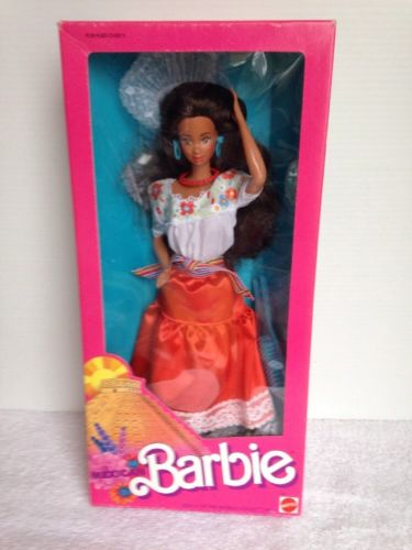 1988 Mexican Barbie 1917