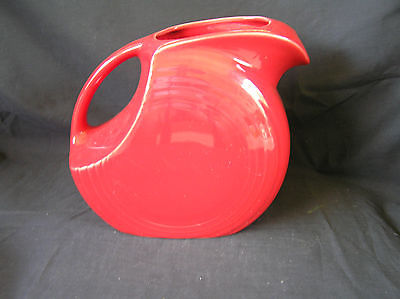 Red Hot Fiesta Pitcher