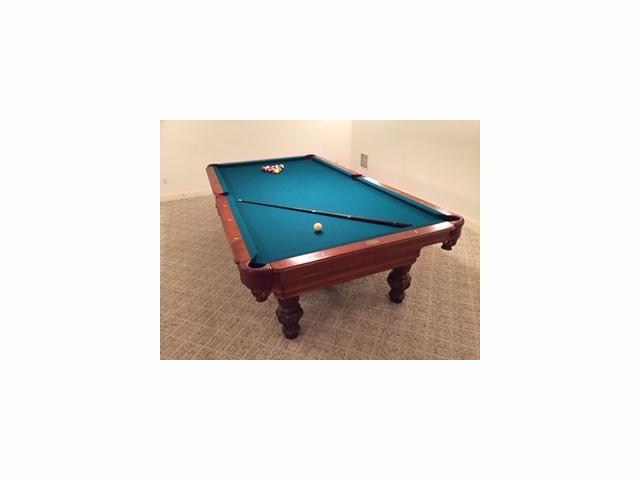 Olhausen 9' Pool Table
