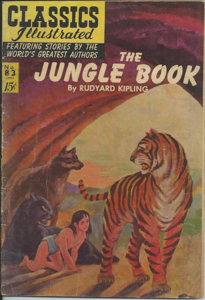 THE JUNGLE BOOK #83