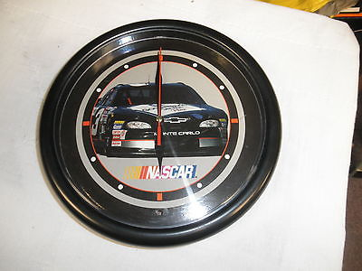 NEW DALE EARNHARDT WALL CLOCK