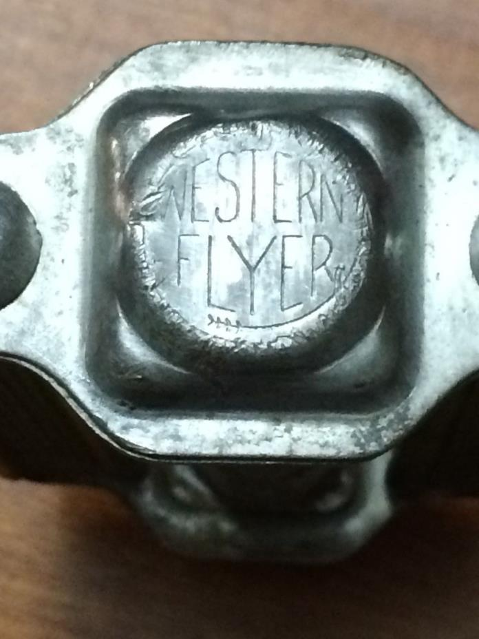 1 Western Flyer Pedal - Excellent Condition
