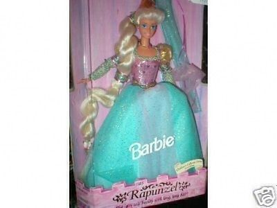 BARBIE RAPUNZEL FIRST IN SERIES COLLECTION 1994 MIB