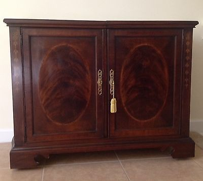 Drexel Heritage Mahogany Dining Room Server