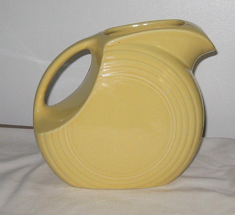 Fiesta Ware Water pitcher