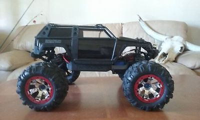 Traxxas Summit RC Car