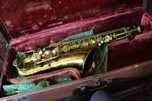 Selmer Mark VI Tenor Saxophone 56994 GREAT PLAYER! QuinnTheEskimo