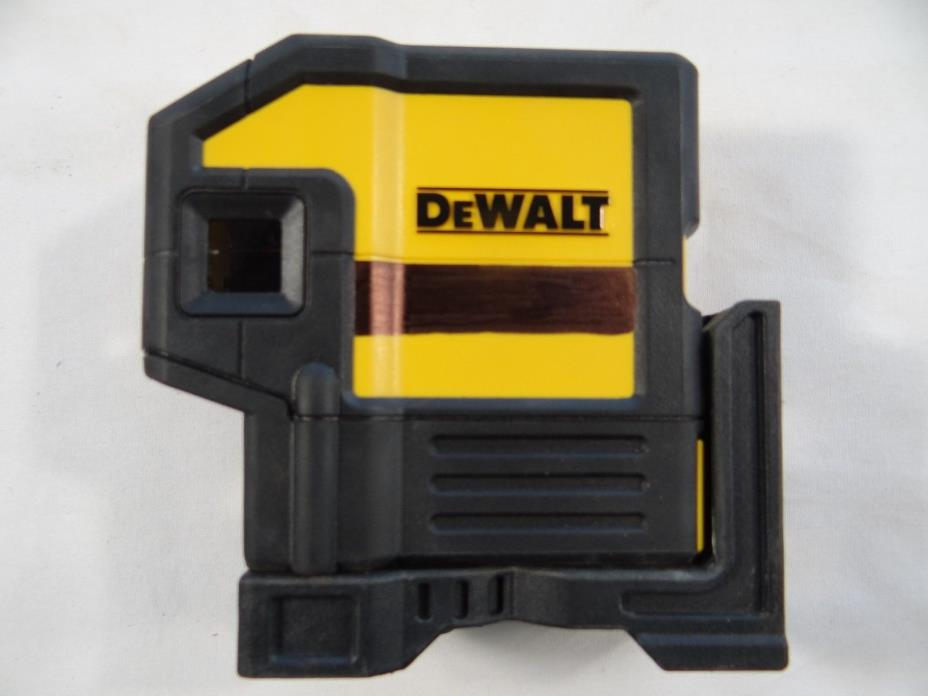 Mint DEWALT DW0851 Self Leveling Combination Laser & 5 Spot Laser Level Durable