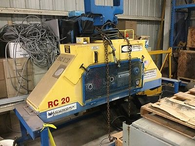 2008 Vacuworx RC 20 Vacuum Lift System Attachments