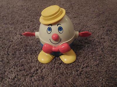 vintage plastic humpty dumpty toy