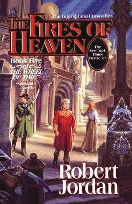 The Fires of Heaven by Robert Jordan Prebound Book (English)