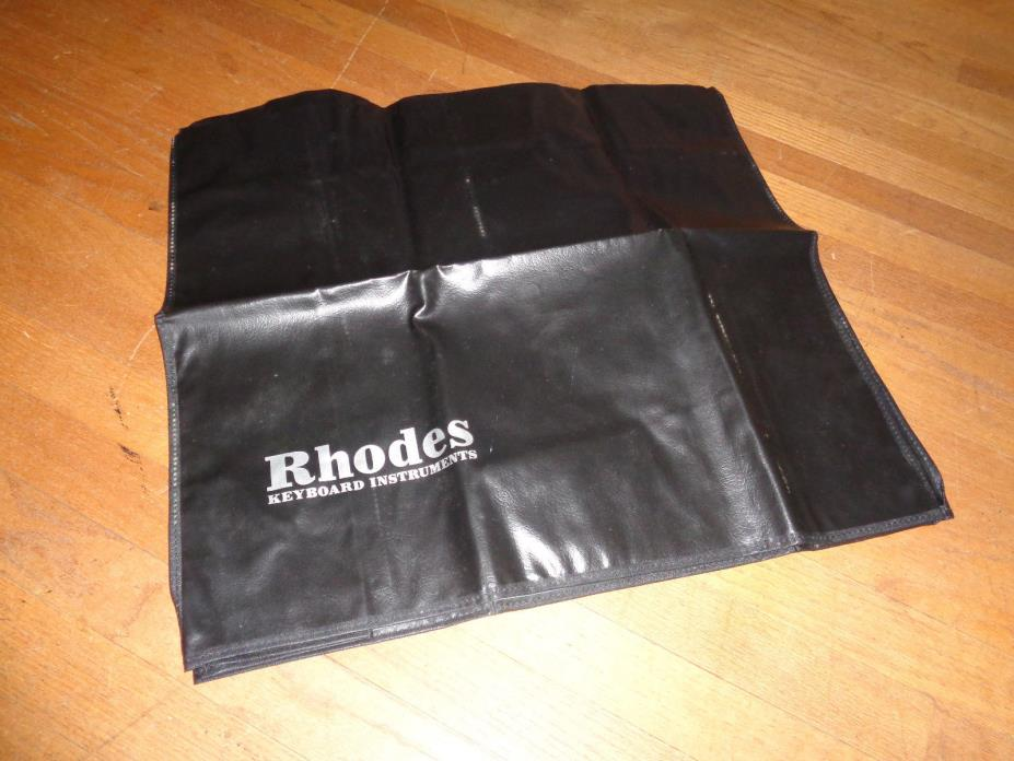 1970's Vintage Fender Rhodes Keyboard Cover  NEW OLD STOCK !!!