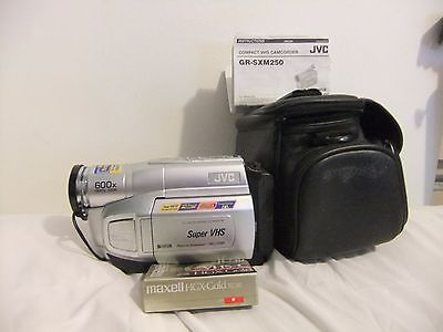 Jvc Super Vhs Camcorder For Sale Classifieds