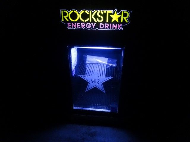 Rockstar Energy Drink GCG Baby Fridge/cooler