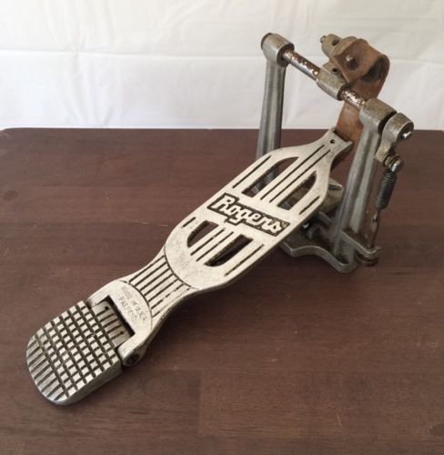 Vintage Rogers Bass Drum Pedal - Made in USA