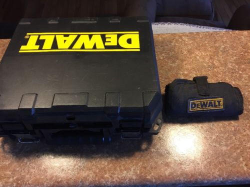 Stanley Bostitch N80SB-1 Nailer And DeWalt 18V DC759 Cordless Drill/drvr & Bits