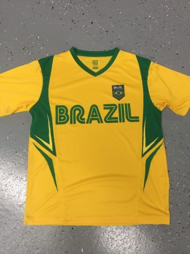 New Brazil World Cup Jersey