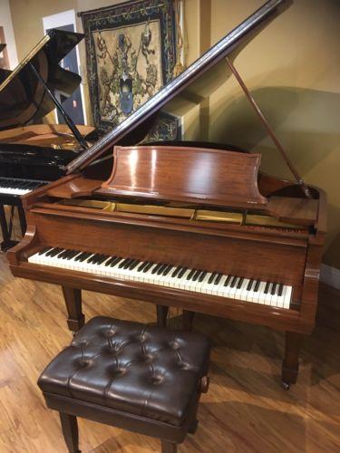 Steinway A3 Rare 1924  Mahogany  ! Perfect soundboard No Cracks Huge  Projection