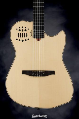 Godin MultiAc Nylon SA - Natura (Guitar #16202108)