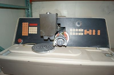 MICRO AUTOMATION M-1006 DICING SAW ON FACTORY TABLE