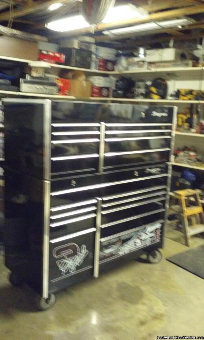 Like new special edition Dale Earnhardt Snap-on tool box 6
