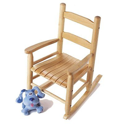 Child's Rocking Chair, Natural