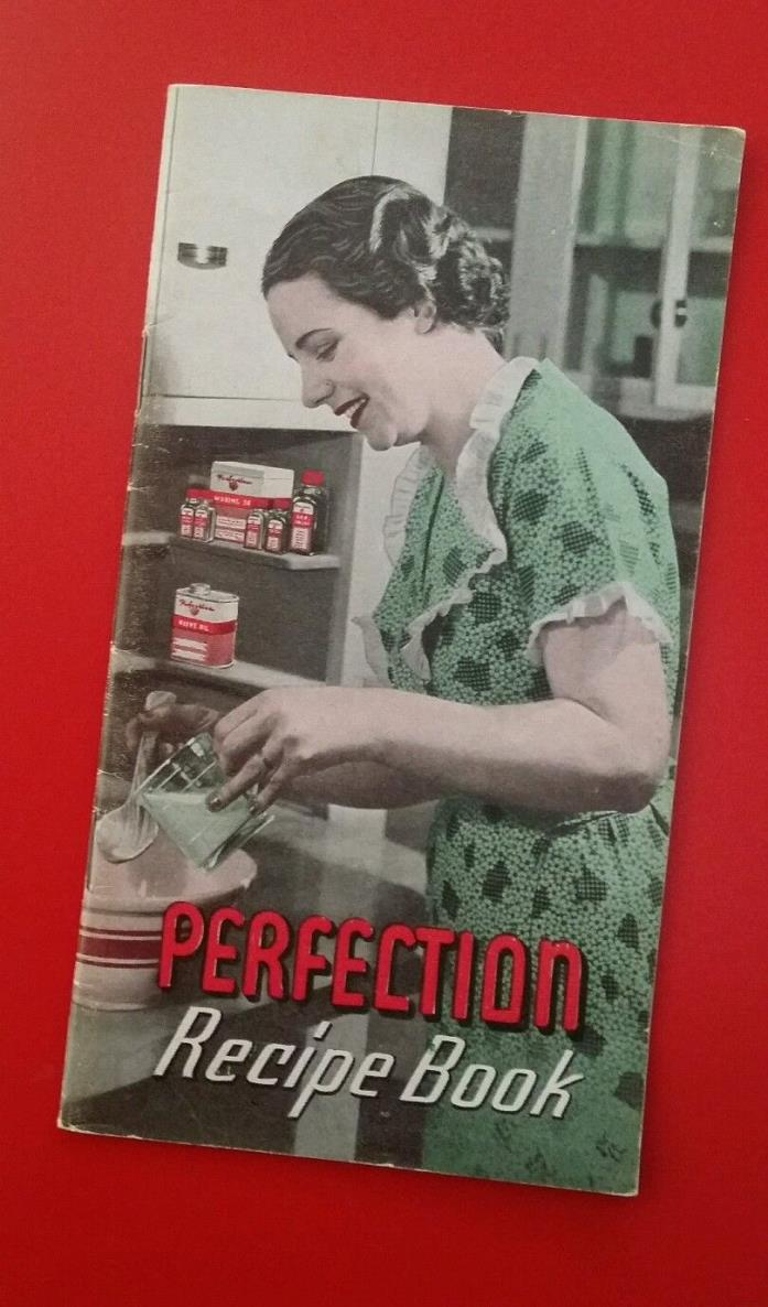 Vintage Perfection Recipe Booklet