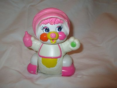 Vintage 1986 Baby Popples Remote Control Toy ARCO Toys