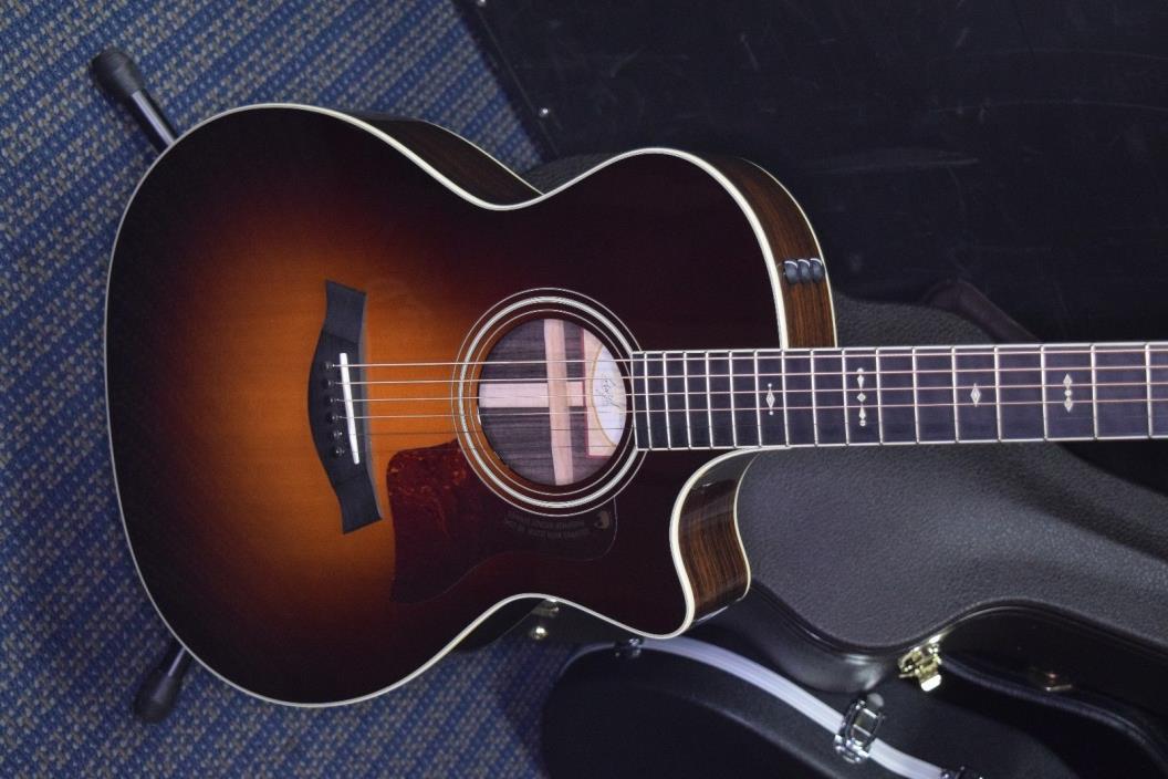 2014 USA Taylor 714ce Acoustic Electric Guitar w/ HSC