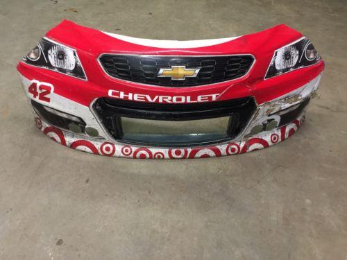 2016 Kyle Larson #42 Nose Nascar Race Used Sheet Metal