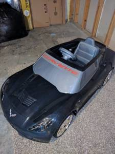 Corvette Power Wheel (Sioux Falls)